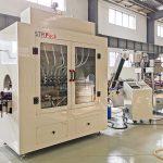 Automatyczna maszyna do napełniania butelek z płynem, maszyna do napełniania kwasami Clorox Bleach