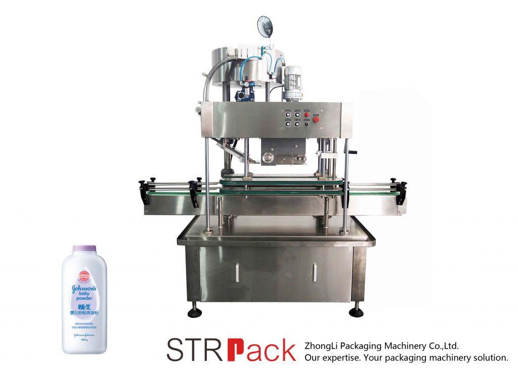 Automatyczna maszyna do zamykania liniowego (Press Cap)