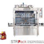 Automatyczna maszyna do napełniania sosów