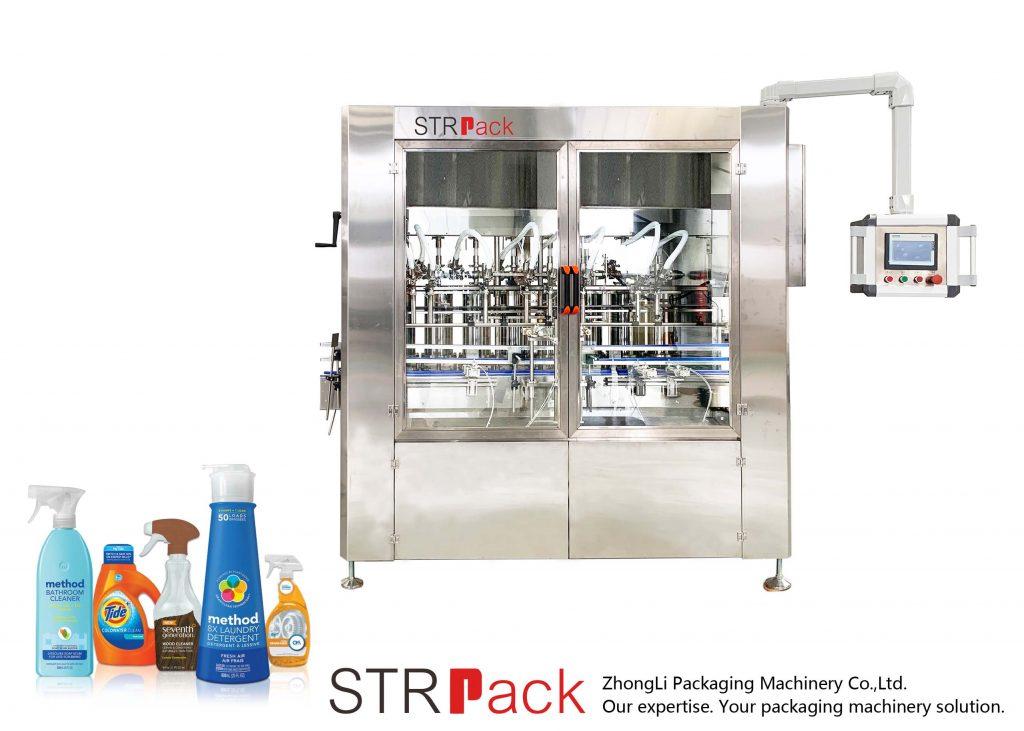 Automatyczna maszyna do napełniania pasty serwo