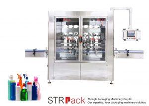 Automatyczna maszyna do napełniania tłoków