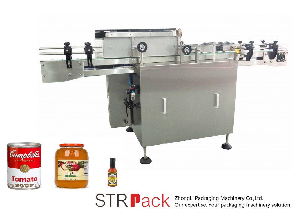 Automatyczna maszyna do etykietowania na mokro (maszyna do etykietowania pastą)