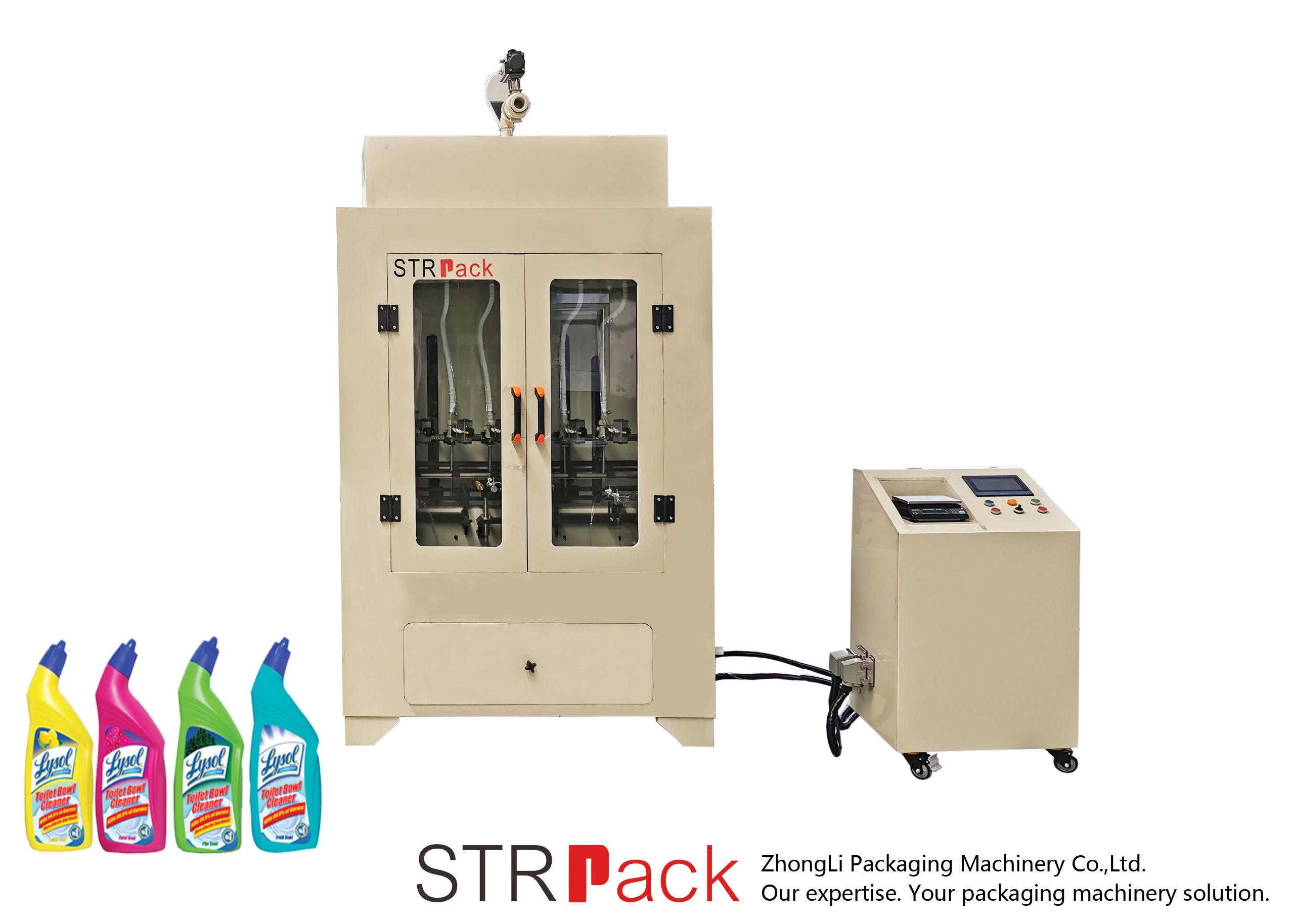 Maszyna do napełniania płynów do czyszczenia toalet