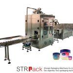 Automatyczna maszyna do napełniania wazelin Automatyczna linia do napełniania i chłodzenia wazelin